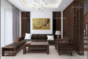 thiết kế nội thất chung cư trọn gói anh thanh