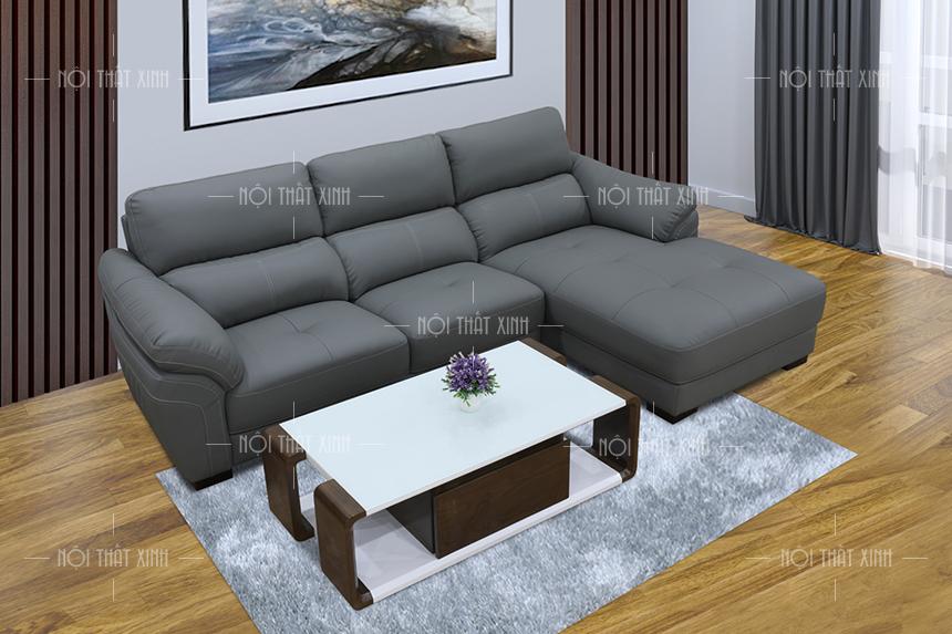 Bộ bàn ghế sofa văn phòng giá rẻ